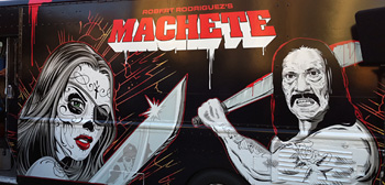 Machete Taco Truck