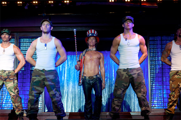 Magic Mike - First Look
