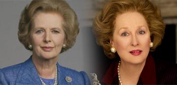 Thatcher / Streep