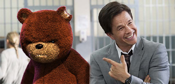 Mark Wahlberg / Teddy Bear