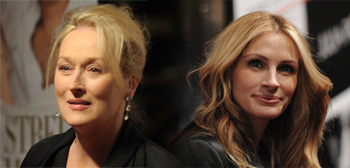 Meryl Streep / Julia Roberts