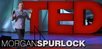 Morgan Spurlock's The Greatest TED Talk Ever Sold