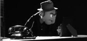 Muppet Film Noir