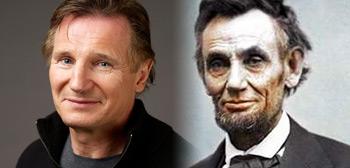 Liam Neeson / Abraham Lincoln