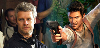 Neil Burger / Uncharted: Drake's Fortune