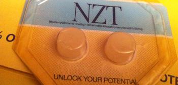 NZT Drug Sample