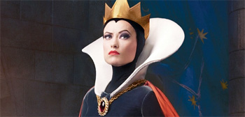 Olivia Wilde as Evil Queen