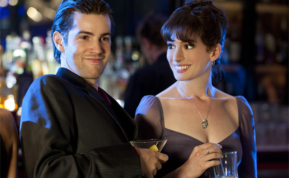 Anne Hathaway and Jim Sturgess in Lone Scherfig's One Day