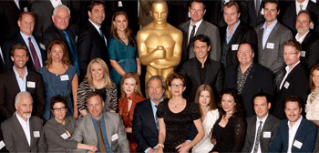 Oscar Nominees Lunch Class of 2011