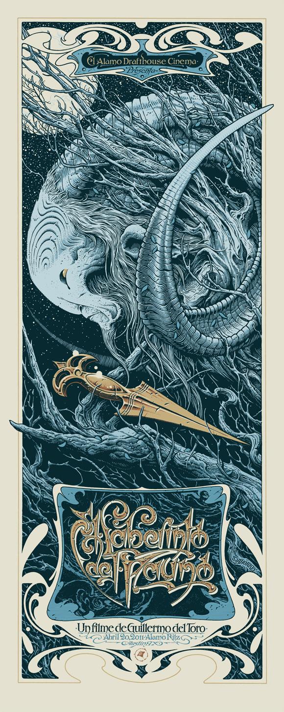 Pan's Labyrinth Mondo Poster