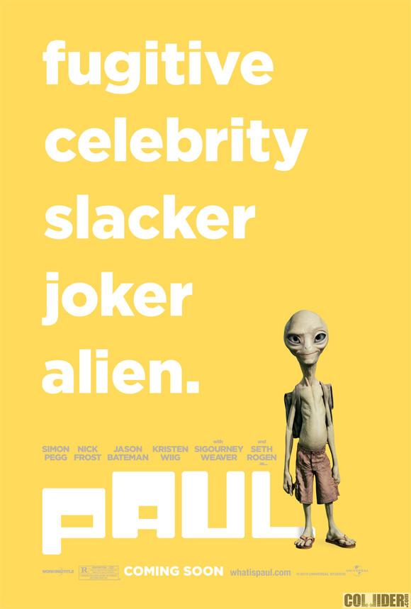 Paul Teaser Poster 2
