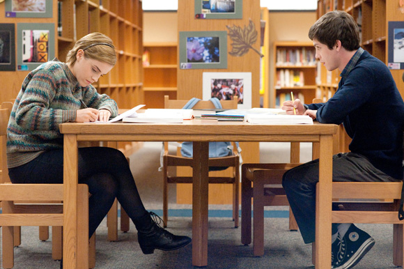 Perks of Being a Wallflower - First Look Photo 1
