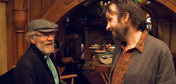Peter Jackson on The Hobbit