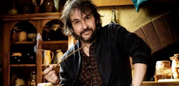 Peter Jackson on The Hobbit Set