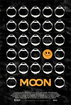Rabalais' Moon Poster