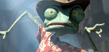 Rango Super Bowl TV Spot