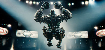 Real Steel Trailer