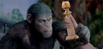 Rise of the Planet of the Apes / Golden Globes