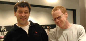 Sam Raimi and Danny Elfman