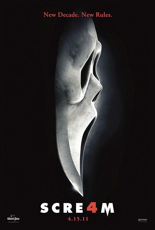 Wes Craven's Scream 4 Poster