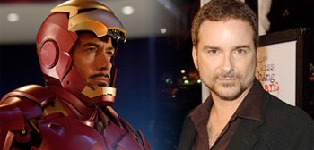 Shane Black / Iron Man