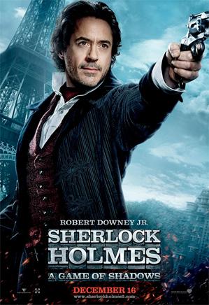 Sherlock Holmes: A Game of Shadows - Sherlock