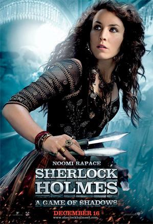 Sherlock Holmes: A Game of Shadows - Simza