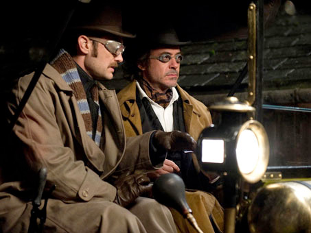 Sherlock Holmes: A Game of Shadows - Photo 2