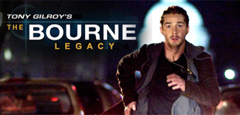 The Bourne Legacy / Shia LaBeouf