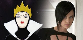 Evil Queen / Charlize Theron