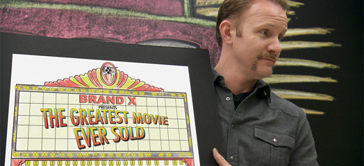 Morgan Spurlock The Greatest Movie Ever Sold