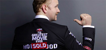 Morgan Spurlock from The Greatest Movie Ever Sold