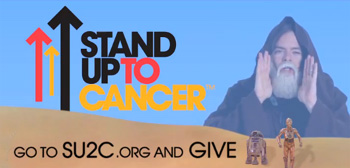 Star Wars Stand Up to Cancer