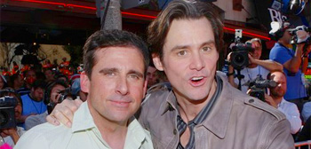 Steve Carell / Jim Carrey