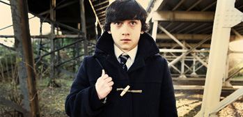 Oliver Tate in Richard Ayoade's Submarine