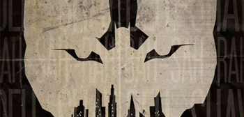 The Dark Knight Rises Minimalist Poster
