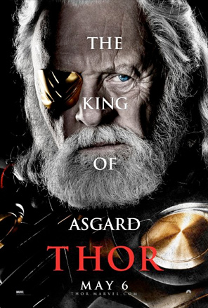 Anthony Hopkins as Odin