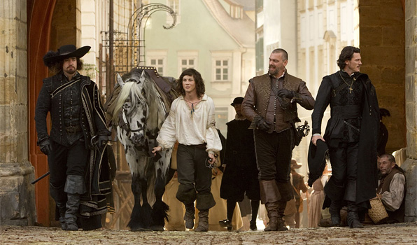 The Three Musketeers First Look Photo