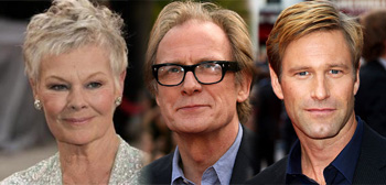 Dench / Eckhart / Nighy