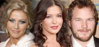 Hough / Zeta-Jones / Pratt