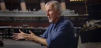James Cameron on Titanic 3D