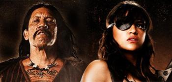 Danny Trejo & Michelle Rodriguez