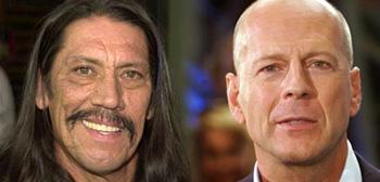 Danny Trejo & Bruce Willis