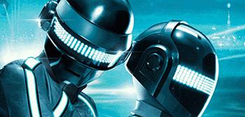Tron Legacy Daft Punk