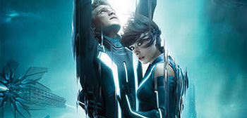 Tron Poster