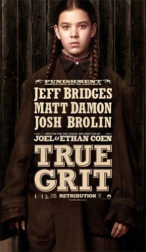 True Grit Poster - Hailee Steinfeld