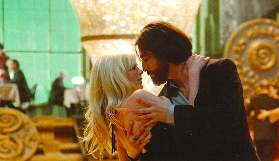 Jim Sturgess & Kirsten Dunst in Upside Down