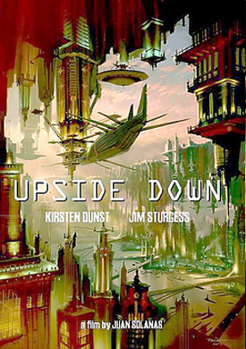 Upside Down Early Poster