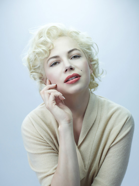 Michelle Williams as Marilyn Monroe First Look
