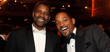 Denzel Washington and Will Smith